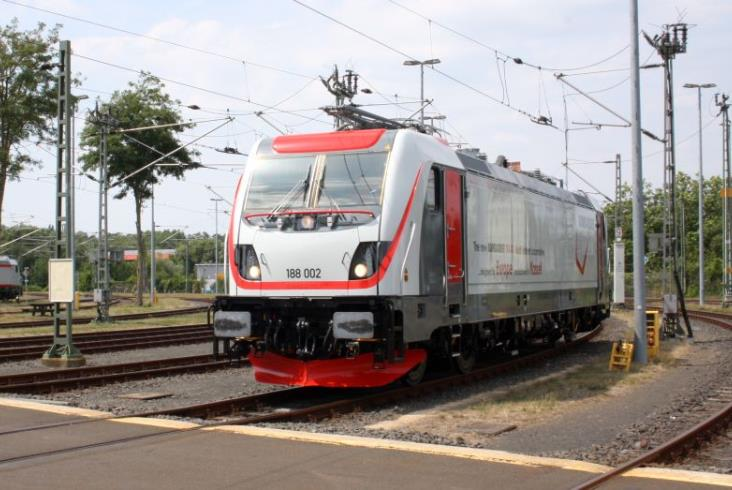 Bombardier zaprezentował nową platformę lokomotyw Traxx 3