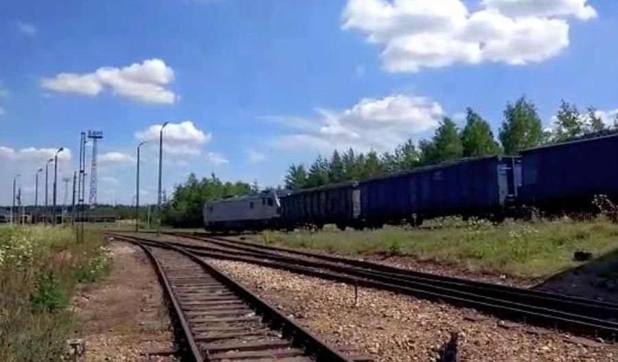 Gama na testach w PKP Cargo