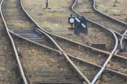 Coraz mniej kradzieży infrastruktury kolejowej