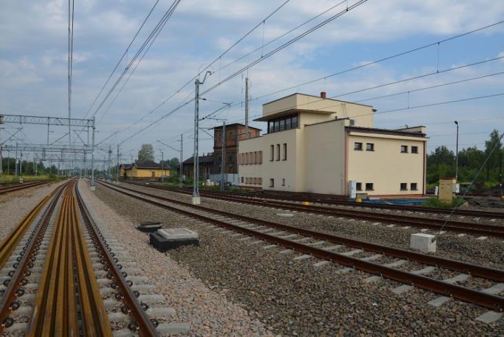 Na stacji Jaworzno-Szczakowa otwarto nowy peron