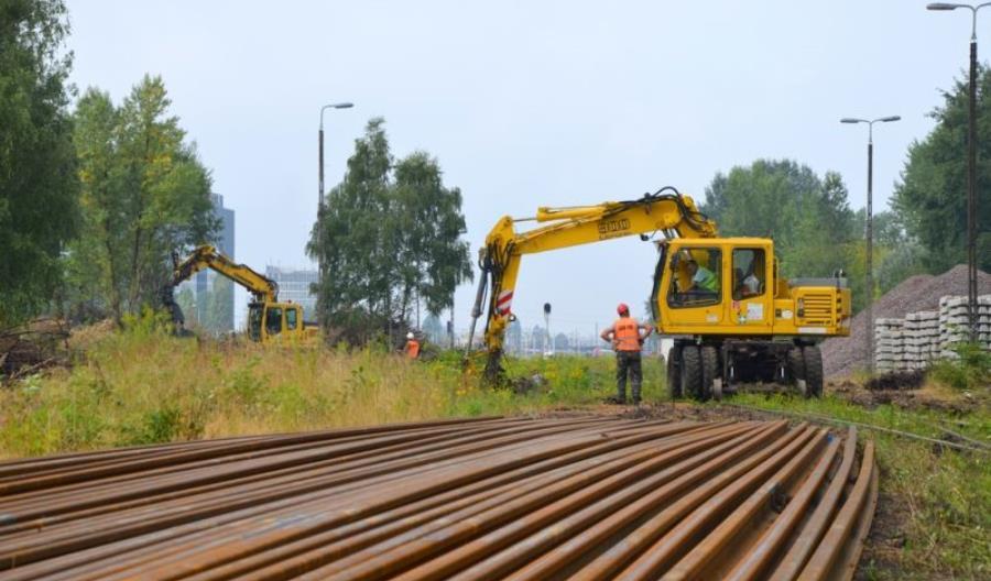 Rozpoczęły się prace na stacji Warszawa Główna