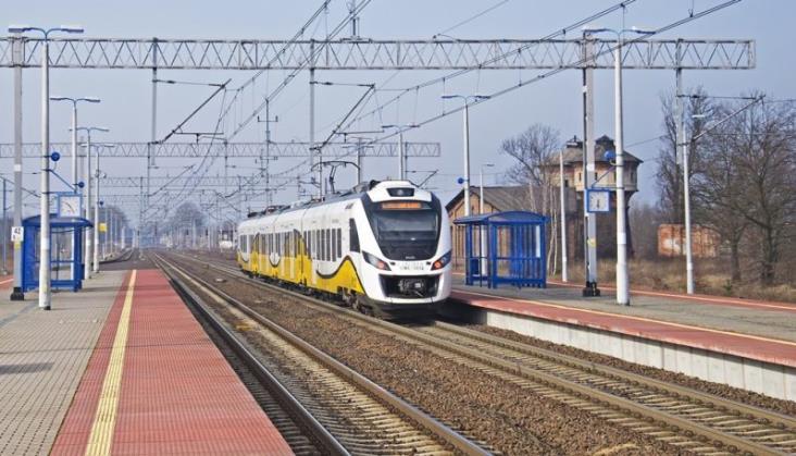 PLK otworzyła odcinek Lubań Śląski – Węgliniec na dwa tygodnie przed terminem