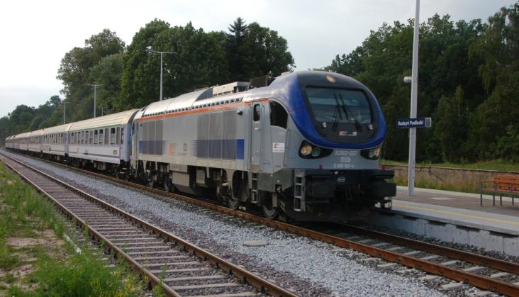 Lubelskie: Pociągiem z Hrubieszowa do Warszawy po modernizacji linii nr 7
