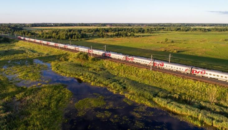 Koleje Rosyjskie zamówiły 293 nowe pasażerskie wagony