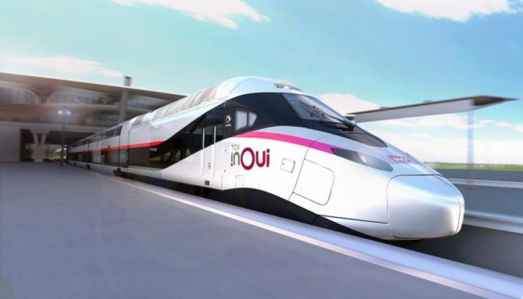 SNCF kupi 100 pociągów Alstom Avelia Horizon dla siatki TGV