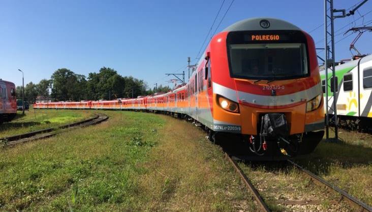 Polregio podwaja liczbę pociągów na Pol'and'rock Kostrzyn 2018