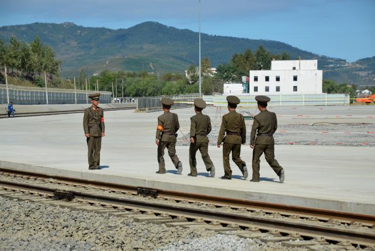Kim, Mun i koreańska kolej