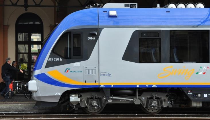 Dobry czas Pesy. Trenitalia dokupi spalinowe zespoły trakcyjne Atribo