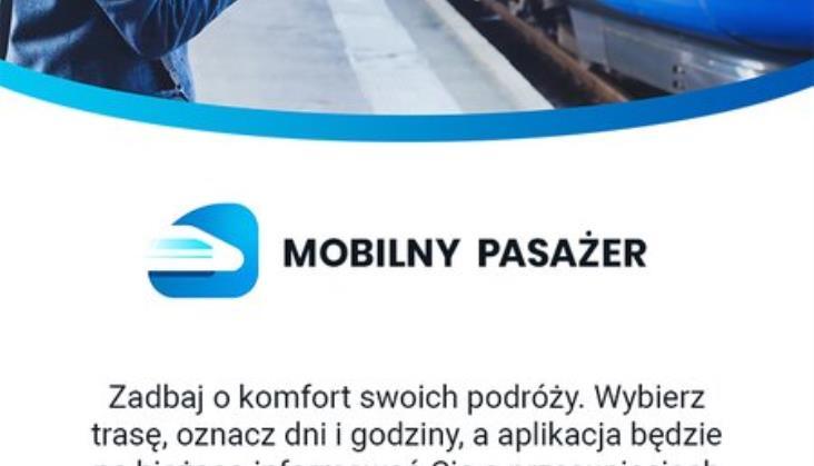 Aplikacja Mobilny Pasażer również w Kolejach Wielkopolskich