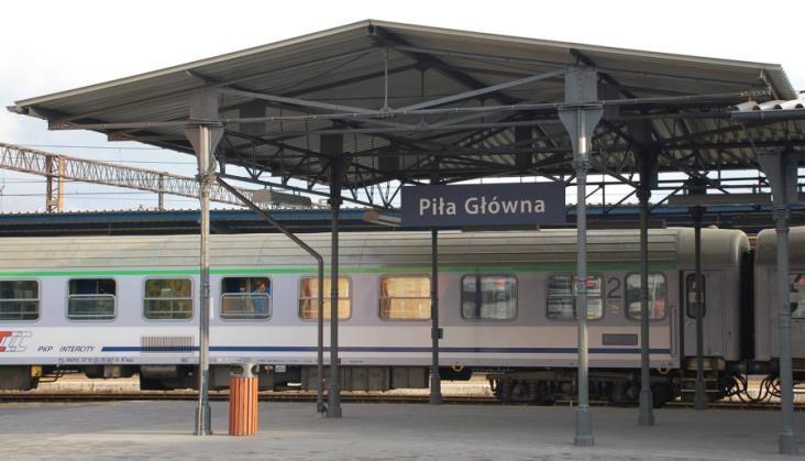 Trwają ostatnie prace na linii 354 między Obornikami a Piłą