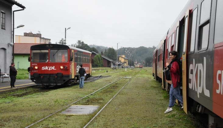 SKPL z najlepszą (i jedyną) ofertą na dowóz pociągami w Bieszczady