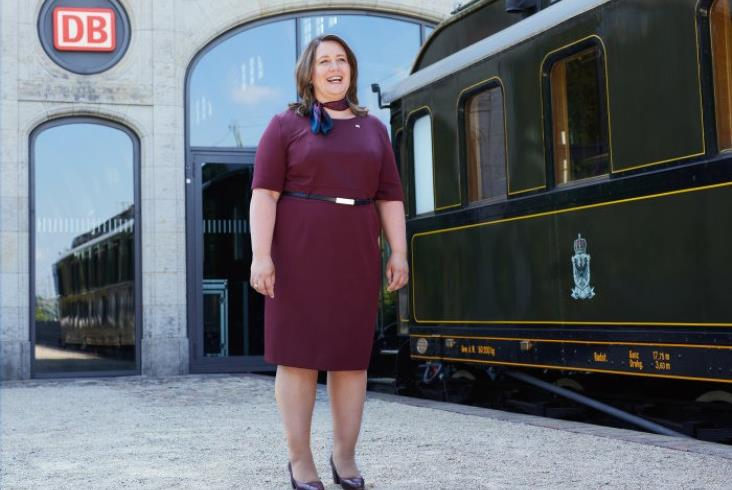Deutsche Bahn testuje nowe mundury dla kolejarzy [zdjęcia]