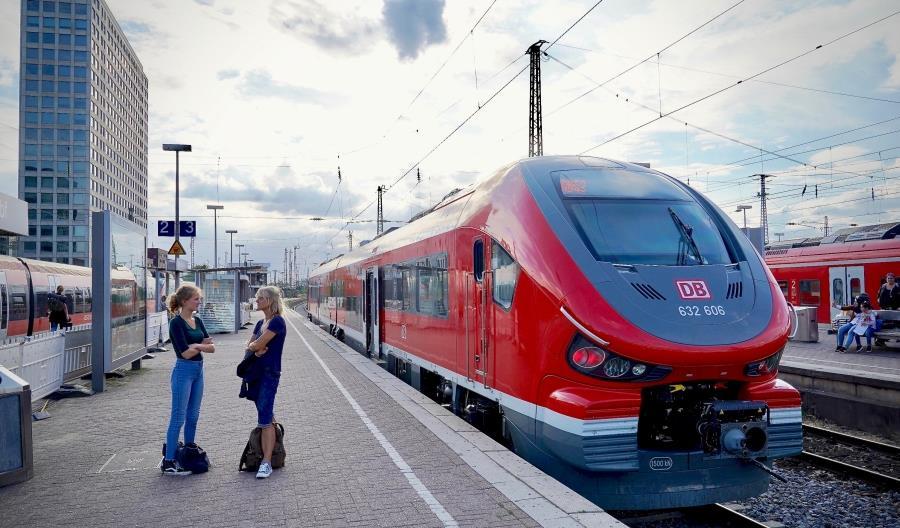 Dziesiąty Link dla DB w Niemczech. Rozpoczynają jazdy z Dortmundu [zdjęcia]