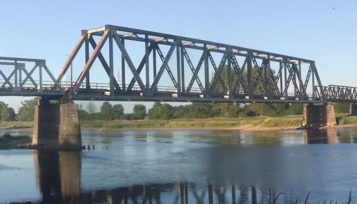 Do końca sierpnia zakończy się rozbiórka linii 371 do Nowej Soli