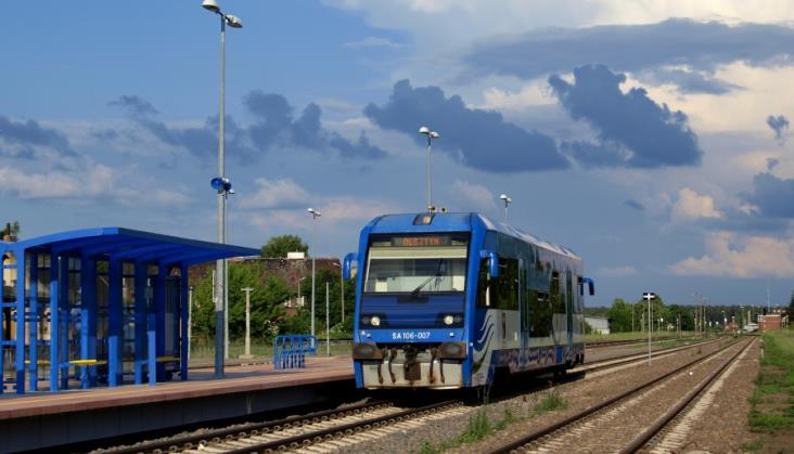 Warmińsko-mazurskie powierzy przewozy kolejowe na 6 lat (w ręce Polregio)