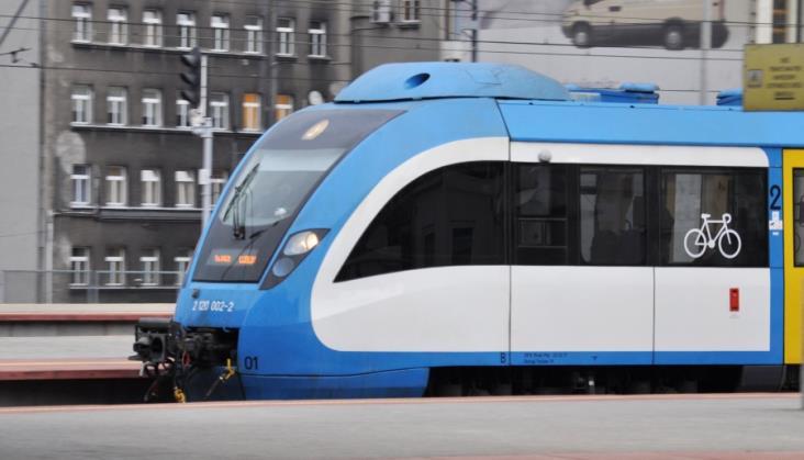 Spore zmiany w rozkładzie jazdy Kolei Śląskich