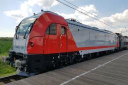 Dragon 2: Pierwsza lokomotywa z przetwornicą w technologii SiC od Medcom