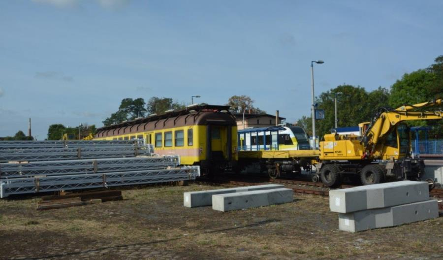 PLK rozpoczynają elektryfikację trasy do Zgorzelca