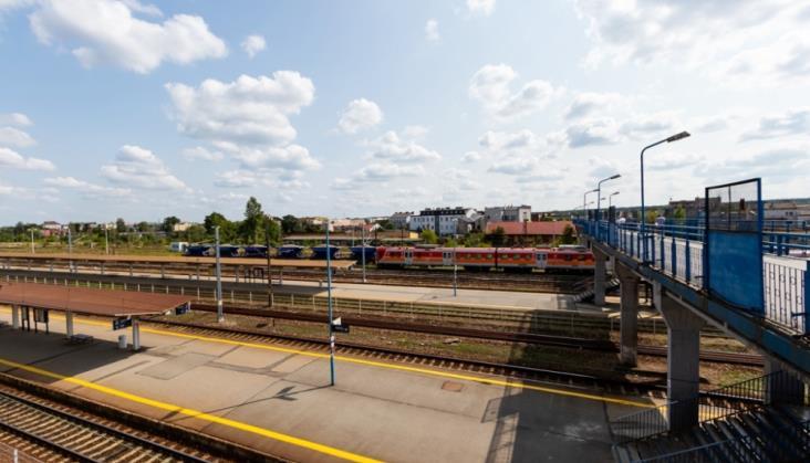 Stacja Skarżysko-Kamienna do przebudowy. Powstanie tunel pod torami