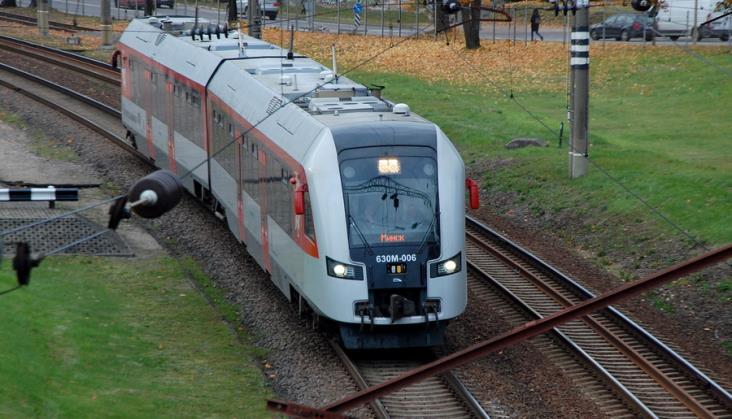 Minister transportu Litwy: Chcemy poprawić kolejowy bilans cargo z Polską