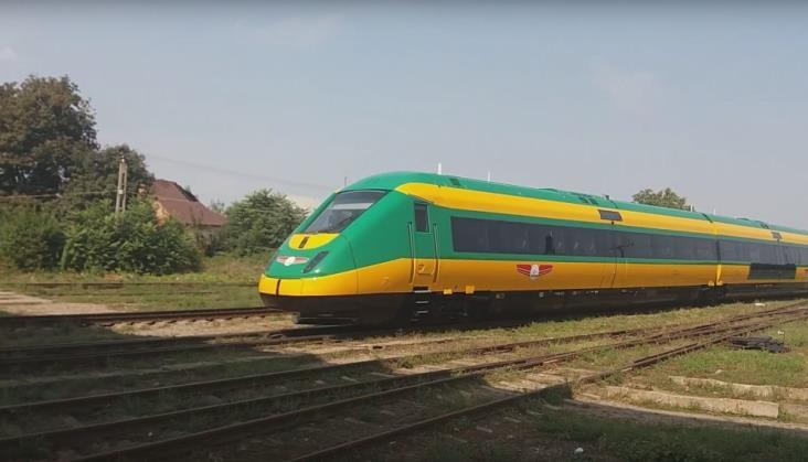 Duńskie pociągi już na torach Rumunii. Obsłużą połączenia dalekobieżne
