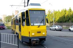 Lwów: Pierwszy berliński tramwaj wozi pasażerów