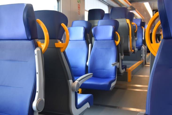 InnoTrans 2018. Alstom Coradia Stream z miejscami na rowery elektryczne [zdjęcia]