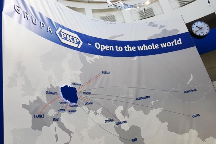 Grupa PKP na InnoTrans: Jedność i otwarcie na świat