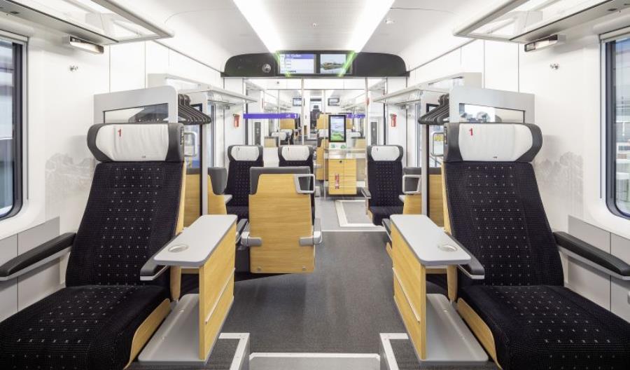 InnoTrans: Stadler Traverso zaprezentowany