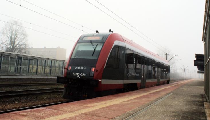 Opoczno: Pięć dni bez pociągów regionalnych