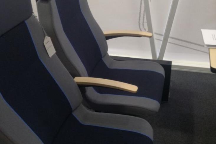 Polskie fotele w chińskich pociągach Leo Expressu