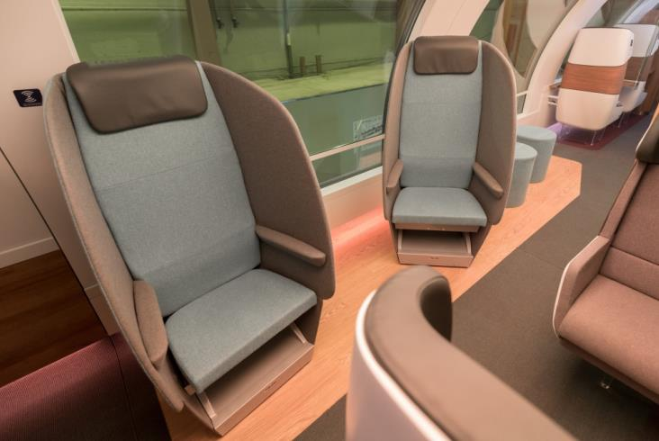 "Deutsche Bahn i Siemens Mobility prezentują platformę ""Ideas Train"""