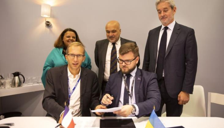 Alstom ustalił z Kolejami Ukraińskimi warunki dostaw lokomotyw elektrycznych
