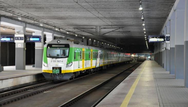 """Nowa podziemna linia kolejowa Warszawa Główna - Wileńska? """"To tylko jeden z setek pomysłów"""""""