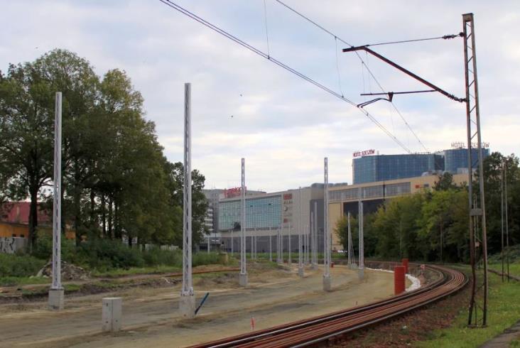 Trwają prace na stacji Rzeszów [zdjęcia]