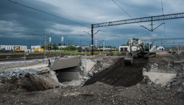 PKP PLK wypłaciły podwykonawcom Astaldi 112 mln zł. Jeden tor do Lublina jesienią