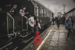 Wielkopolskie: Ruszyły Koleje Wolności 1918 – 2018 [zdjęcia]