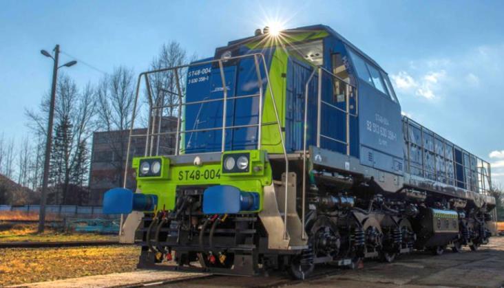 Newag zmodernizował pierwsze lokomotywy dla PKP Cargo. Przed czasem