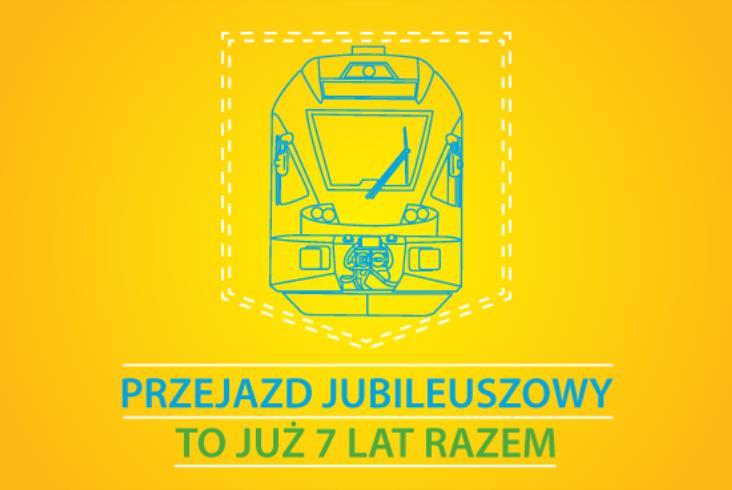 Przejazd specjalny z okazji 7-lecia Kolei Śląskich