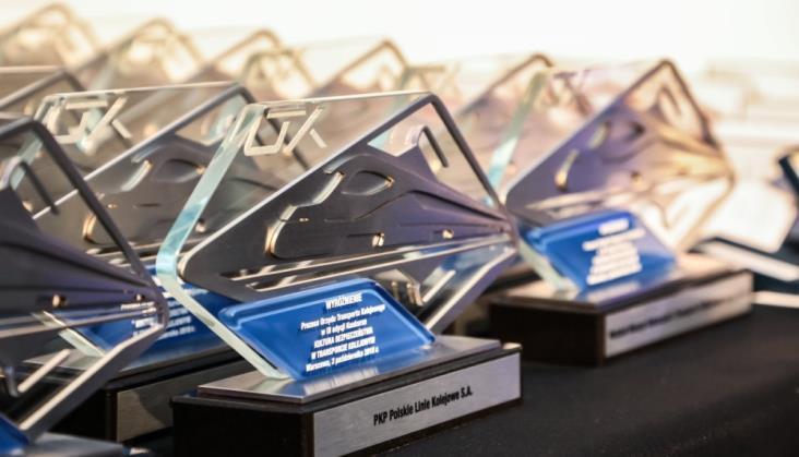 Nagrody dla tworzących bezpieczną kolej