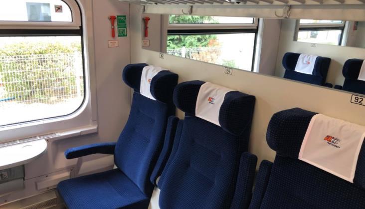 Cegielski zmodernizuje kolejne 30 wagonów dla PKP Intercity