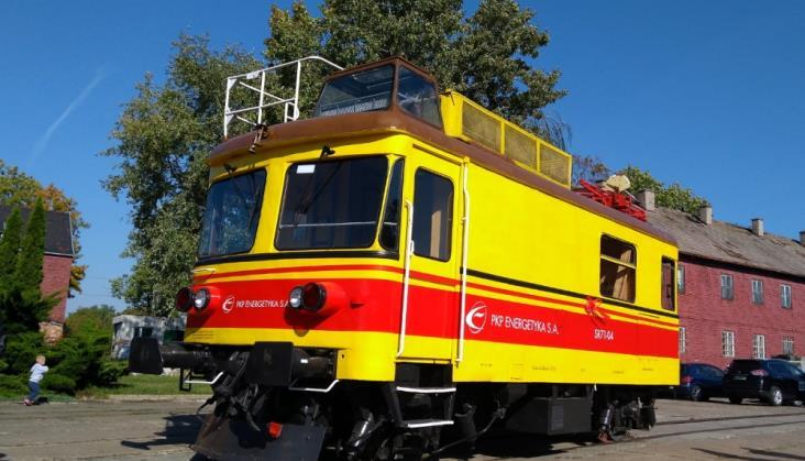Historyczny SR71 trafił do Skierniewic