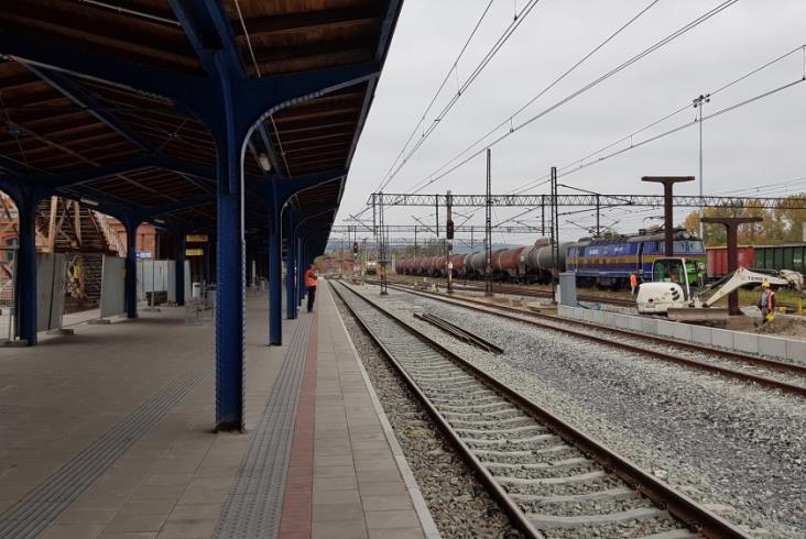 W Kłodzku Głównym działają dwa nowe perony