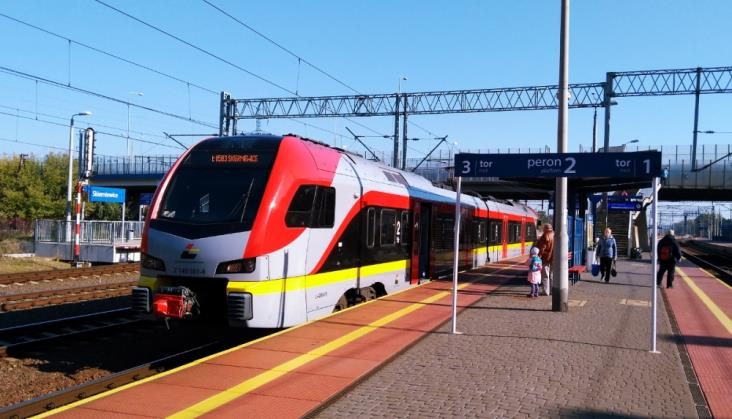 ŁKA wjedzie na E20 dopiero po zakończeniu modernizacji