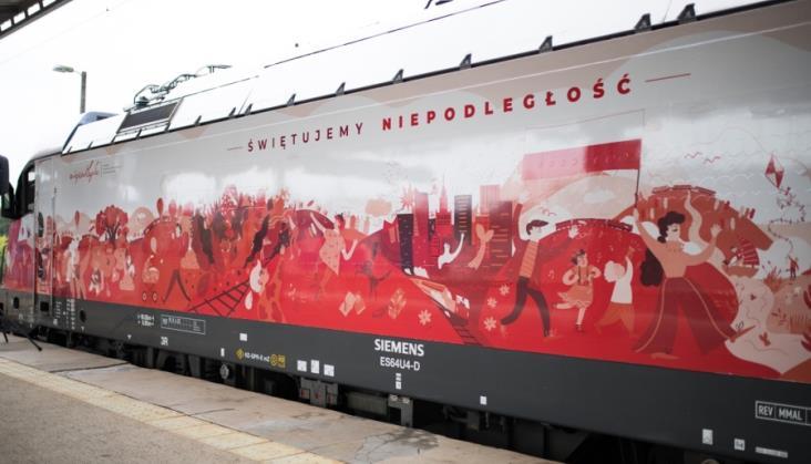 PKP Intercity podsumowuje działania na 100-lecie niepodległości Polski