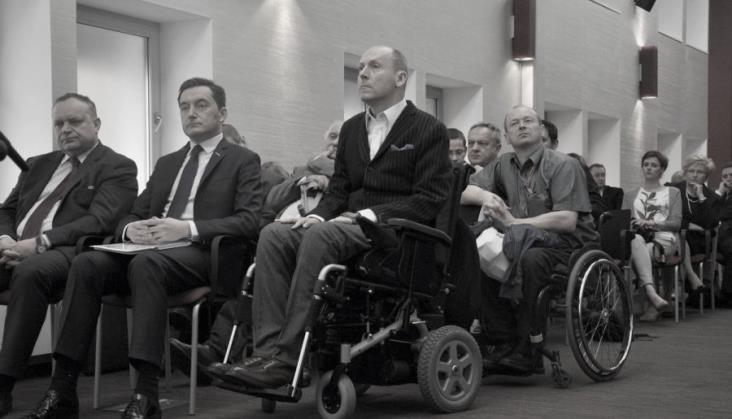 Nie żyje Piotr Pawłowski – przyjaciel integracji