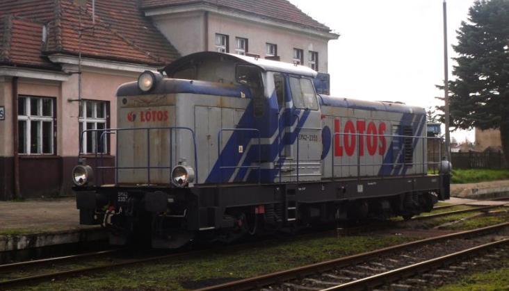 Lotos przebuduje lokomotywy manewrowe. Hybrydy i wodór