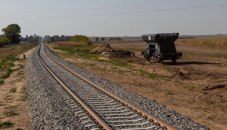 Po prawie 25 latach pociągi towarowe wracają na linię Lewki – Hajnówka