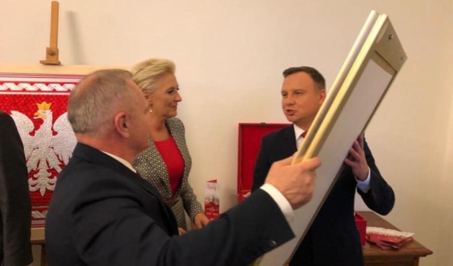 Newag wśród firm zaprezentowanych na Polskiej Wystawie Gospodarczej