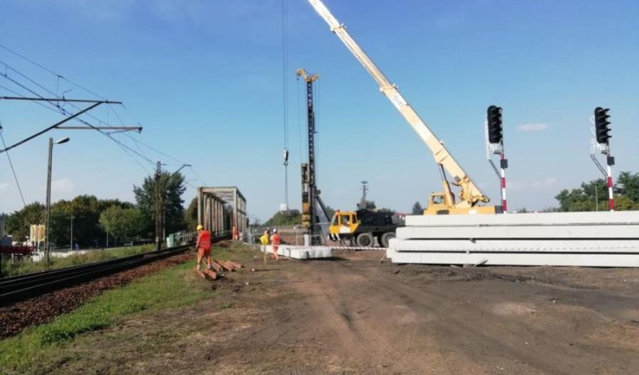 PLK: Postępy prac na stacji Rzeszów